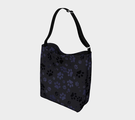 Dog Paw Day Tote | Paw Print Tote