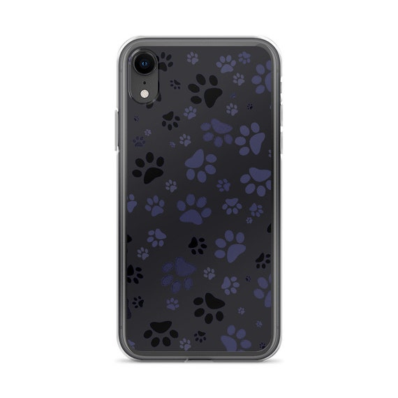 Paw Print iPhone Case | Dog Paw iPhone Cover | iPhone Protector