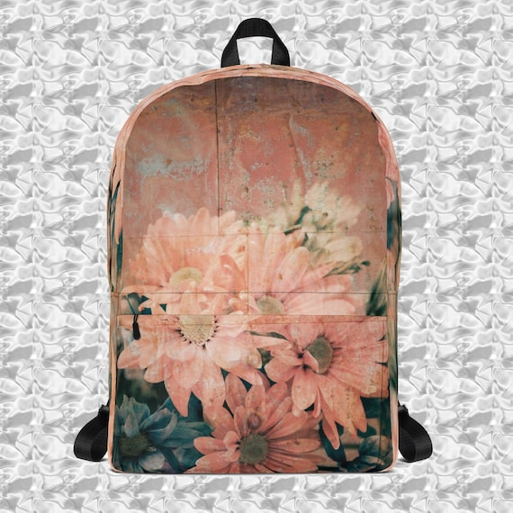 Vintage Daisy Backpack