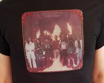 5b726e53a30 Vintage Lynyrd Skynyrd Tee   70s Shirt   Southern Rock