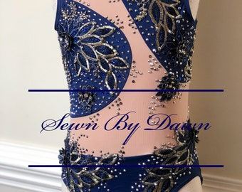 Custom embellished costume made exclusively for SAP