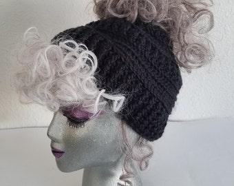 SiSi Ponytail Hat Pattern