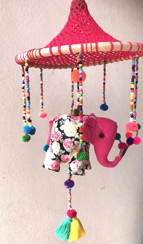 Elephant Baby Mobile Crochet Elephant Baby Mobile Crochet   Etsy   3000x1758