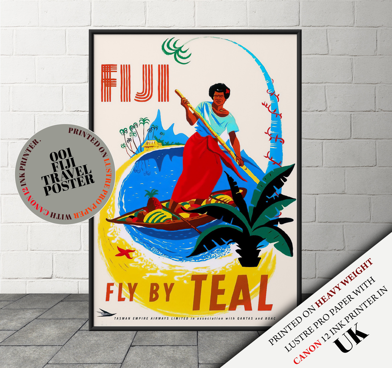 Retro Style Travel Poster Tourism A3 Prints Wall Art Decor Digital Prints