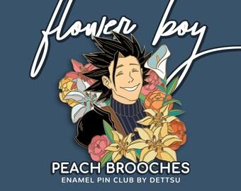 Peach Brooches: Pin Club Special Sale pt. 2 feat. Zack Fair