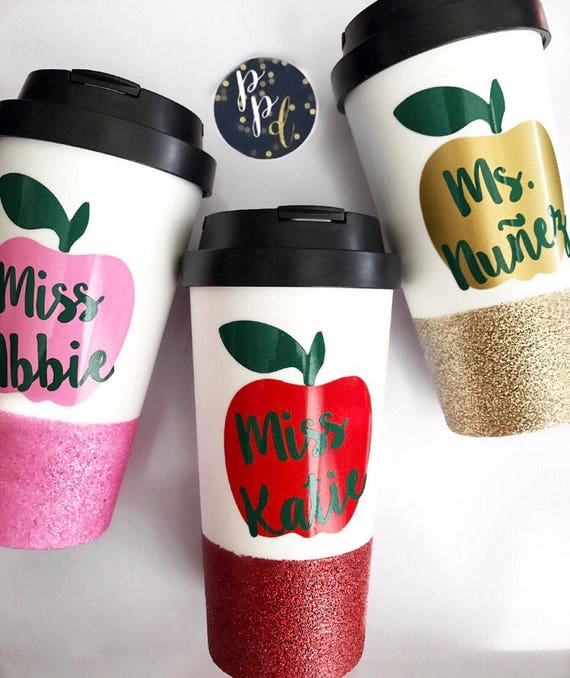teacher travel mug teacher coffee mug teacher appreciation etsy