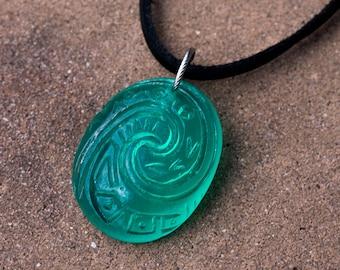 Moana- Heart of Te Fiti Necklace