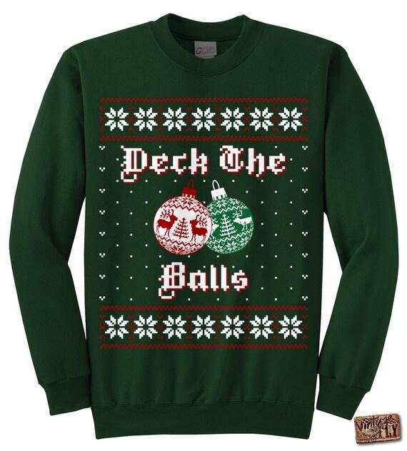image 0 - Black Ugly Christmas Sweater