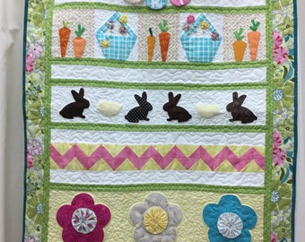 One Sweet Spring Wall Hanging