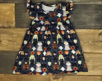 bc371e04f Harry Potter Inspired Black Dress