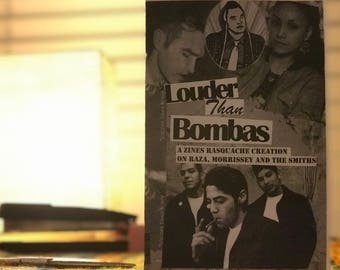 Louder Than Bombas. On Raza, Morrissey and The Smiths