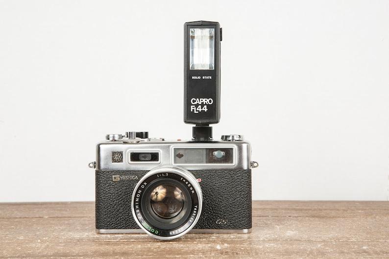 Yashica electro gs entfernungsmesser film kamera mit neuer etsy