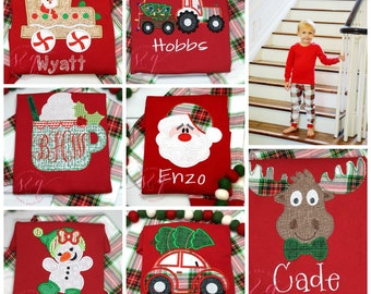 9f85e92045 Christmas Pajamas for Kids