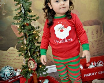 Children Kids Christmas Pajamas 1601986ec