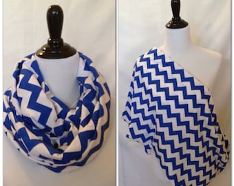 Nursing scarf- pick your finish!