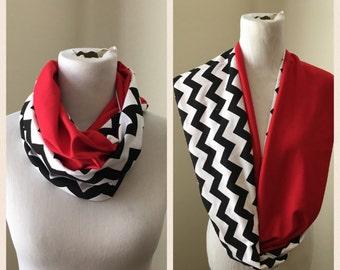 Falcons scarf