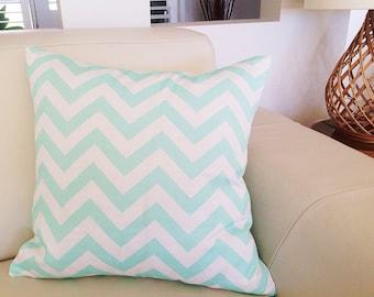 Mint Cushions, Zig Zag Pillows, Lavender Chevron Pillows Lemon Cushions Coral Pillows Pastel Cushions Pastel Pillows Modern Cushion Covers