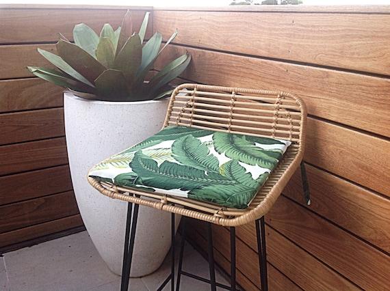 Chair Pads Palm Leaf Cushions Banana Leaf Outdoor Cushions