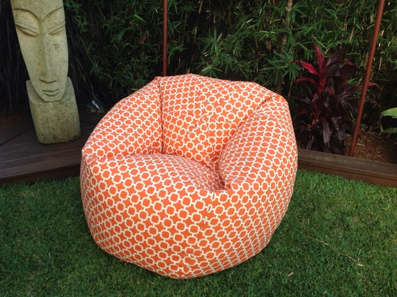 Remarkable Outdoor Bean Bag Cover Adults Bean Bag Kids Bean Bag Modern Havana Yellow Bean Bag Orange Bean Bag Indoor Outdoor Bean Bag Cjindustries Chair Design For Home Cjindustriesco