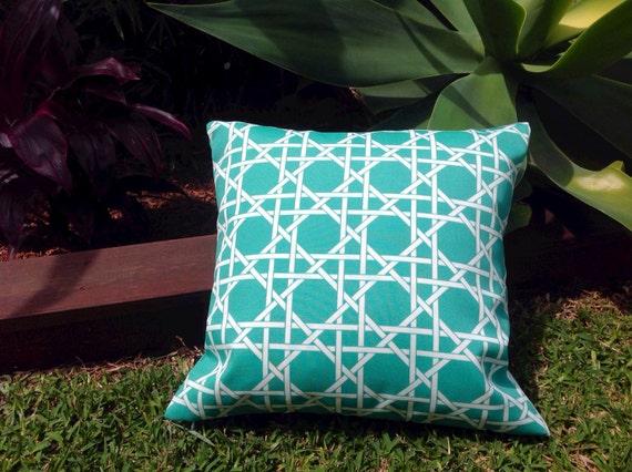 Diseño cojines al aire libre Aqua de almohadas al aire libre