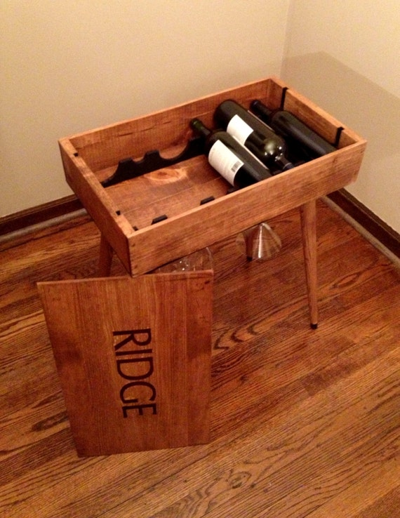 Fresh Coffee Table With Wine Storage