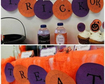 Halloween Banner - Smart Party Planning