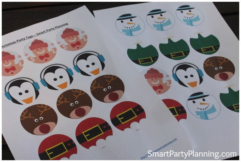 Personalised Christmas Santa,Snowman,Elf Rudolph Chocolate Bar Wrapper