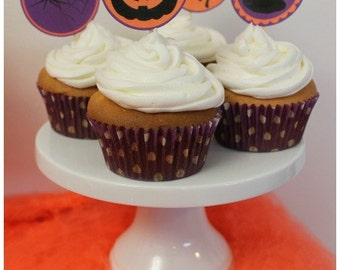 Halloween Party Circles - Smart Party Planning
