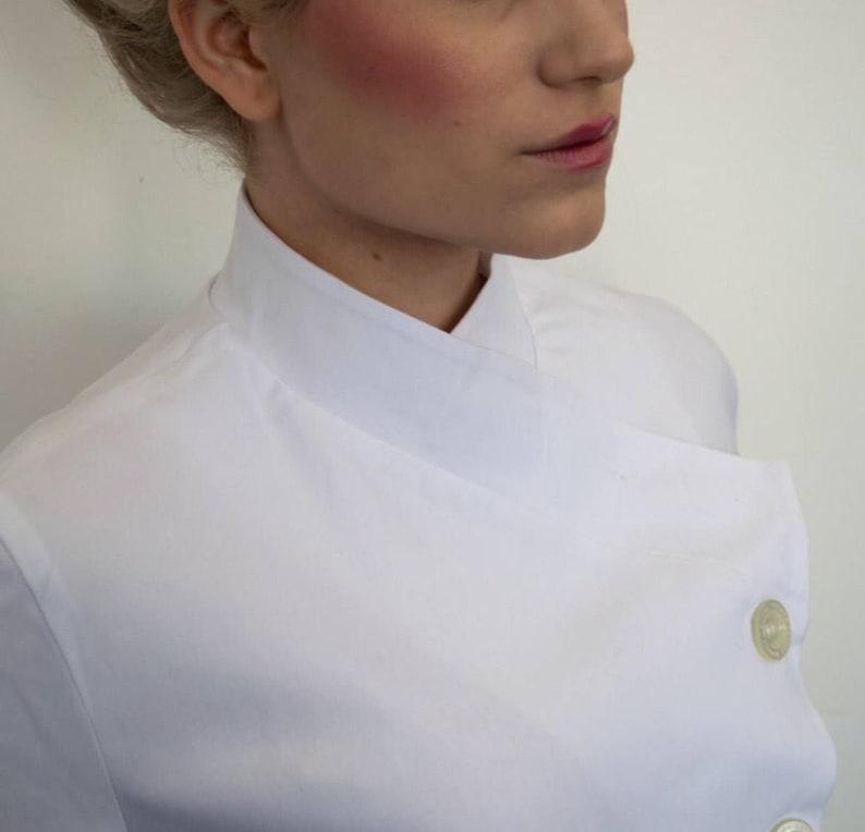 Chef Coat Yasmeen