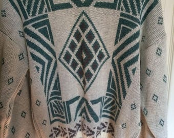 Vintage 1980s Ugly Sweater