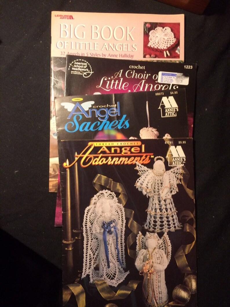 Crochet Annie/'s Kitchen Angels  Annie/'s Attic  An Original By Annie