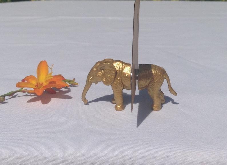 100 wild zoo animal magnet wedding escort card holders  etsy