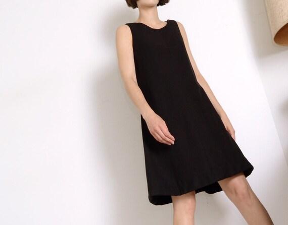 anne klein 60s a-line dress
