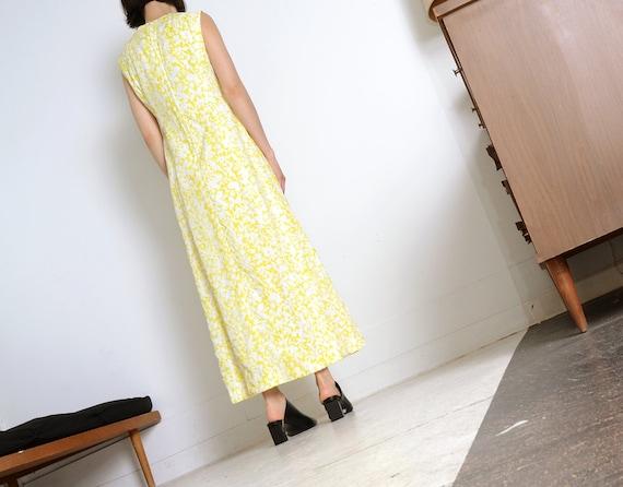70s a-line floral dress - image 5