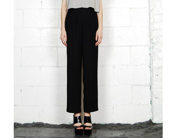 escada wool trousers