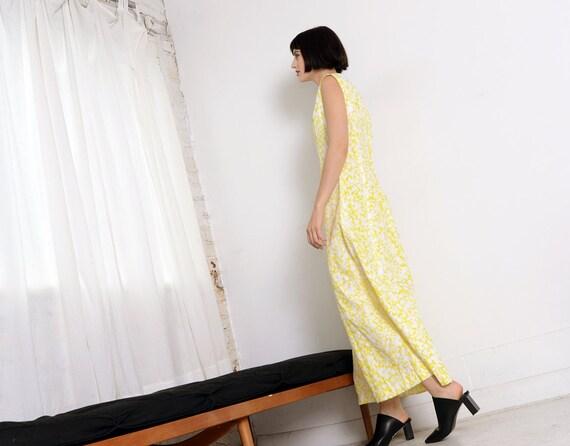 70s a-line floral dress - image 3