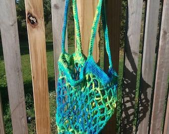 Environmentally friendly market bag