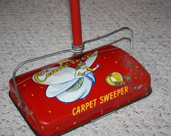 Vintage Childs Carpet Sweeper by Norstar Corporation