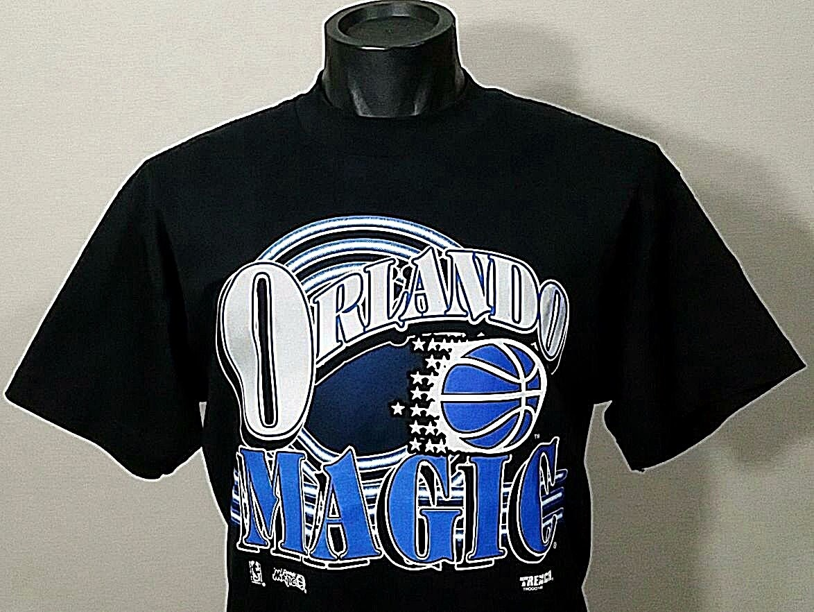 4a447043bd3 NWT Vintage Orlando Magic T Shirt Men s Size Large vtg 90s