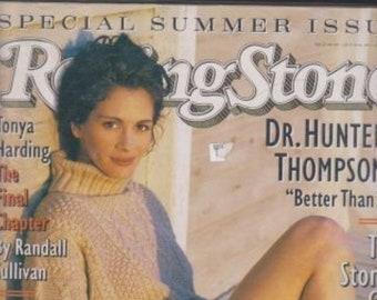 Rolling Stone le crochet de généra tion