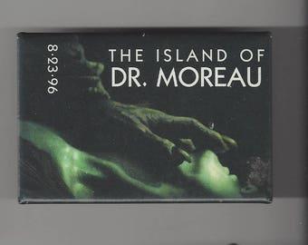 Island of Dr Moreau Pinback Button