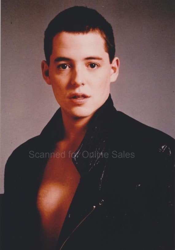 Matthew Broderick Biloxi Blues 4x6 Photo Etsy