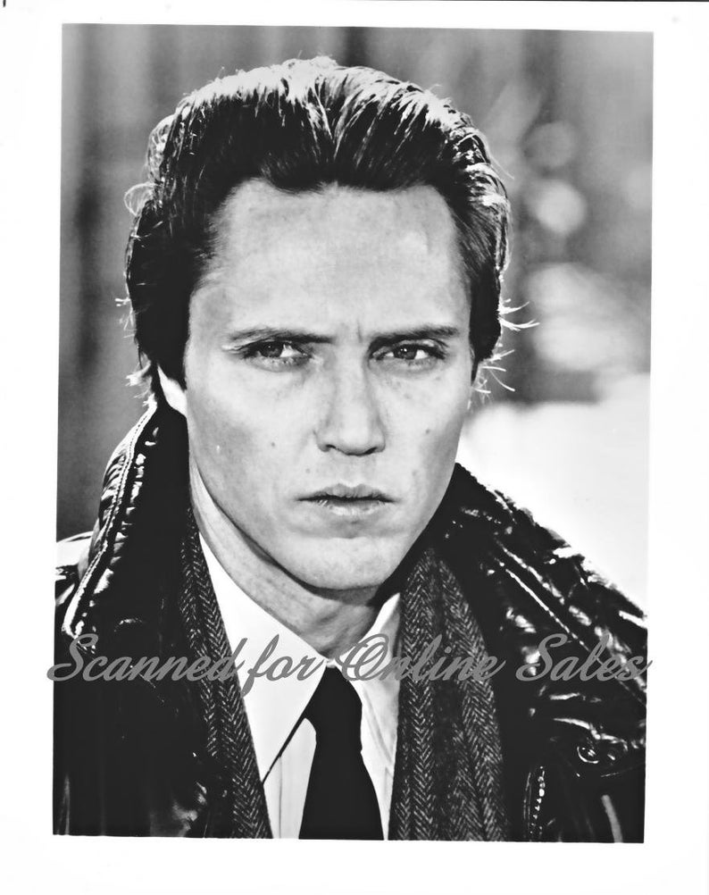 Christopher Walken The Dead Zone 8x10 Photo