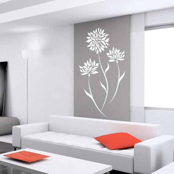 Fiori adesivi per pareti adesivi per pareti Baby Room disegni | Etsy