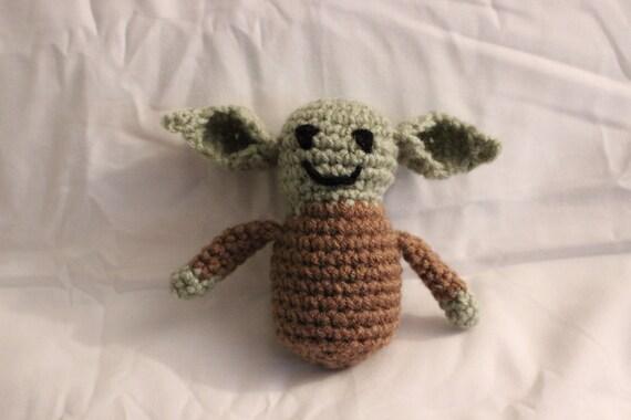 Star Wars Inspiriert Yoda Hundespielzeug Quietsche Etsy