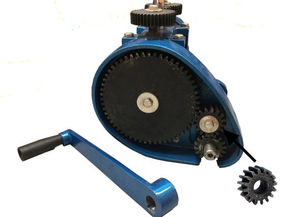 """Proops Deluxe Jewellers Mini Rolling Mill with 7 Rolls 3/"""" x 15//8/"""" J2116"""