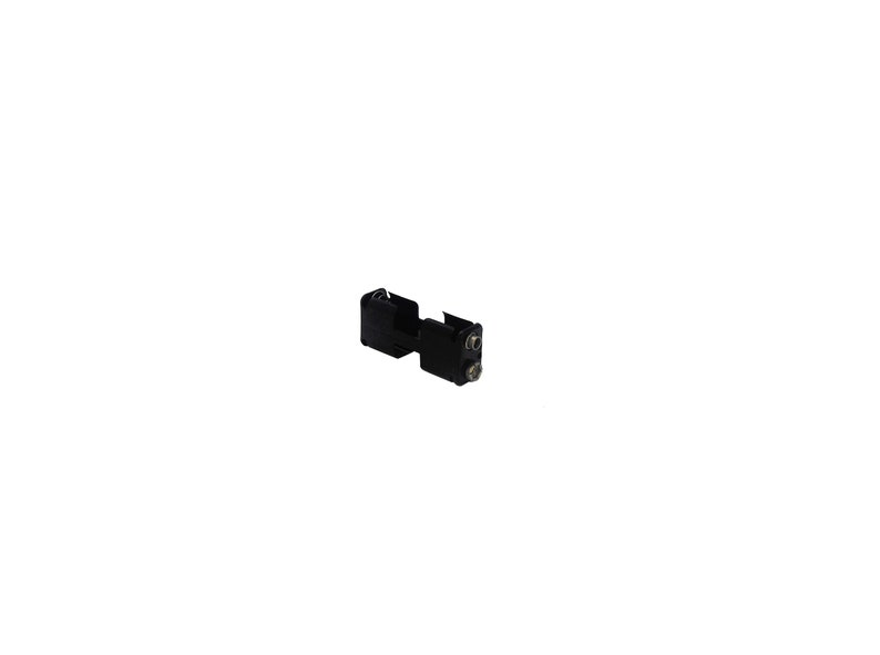 Free UK Postage E3323 Proops Pack of 5 AA Type x 4 Battery Holder Black with Battery Snap Connector 55 x 24 x 15mm.