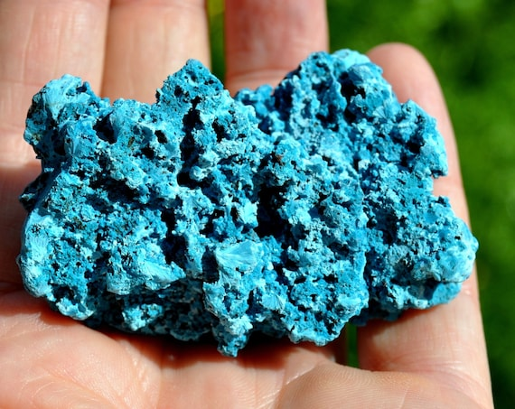 Shattuckite Cluster 53 gram -  Free Delivery