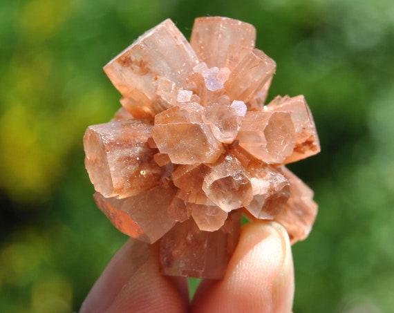 Aragonite Star Cluster, Sputnik Crystal, 22 grams -  FREE Shipping !