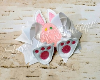 Bunny Parts bow design